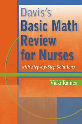 Davis s Basic Math Review for Nurses