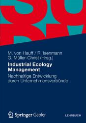 Industrial Ecology Management PDF