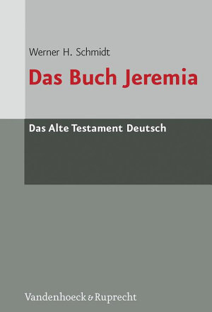 Das Buch Jeremia PDF