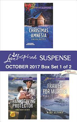 Harlequin Love Inspired Suspense October 2017   Box Set 1 of 2