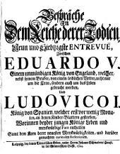Gespräche in dem Reiche derer Todten ... zwischen Eduardo V. ... und Ludovico I. ...