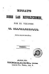 Ensayo sobre las revoluciones