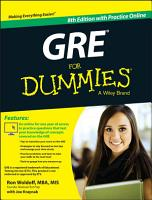 GRE For Dummies PDF