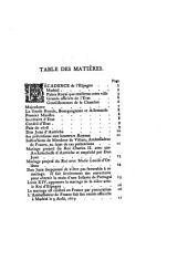 Mémoires de la cour d'Espagne: sous la [sic] regne de Charles II, 1678-1682