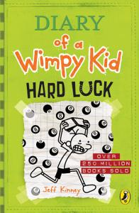 Diary of a Wimpy Kid  Hard Luck  Book 8  Book