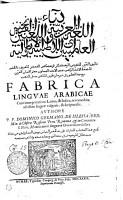Bin   a  al lu  ga al  arab   iya wa  l lu  gatain al frang   iya wa  l in t   al   iya ay al l   at   in   iya al     am   iyain PDF