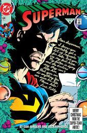 Superman (1987-2006) #64