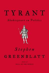 Tyrant  Shakespeare on Politics Book