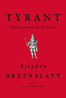Tyrant  Shakespeare on Politics Book