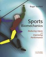 Sports Biomechanics PDF