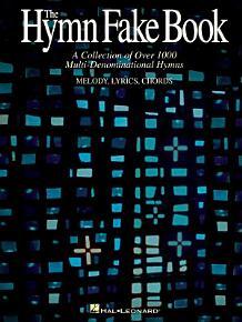 The Hymn Fake Book  Songbook  PDF
