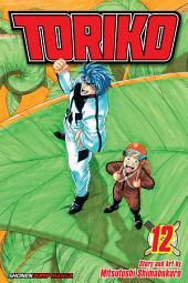 Toriko, Vol. 12: Vegetable Sky!!