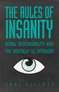 The Rules of Insanity Book