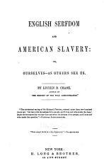 English Serfdom and American Slavery PDF