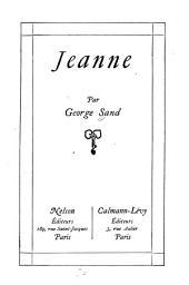 Jeanne, par George Sand...