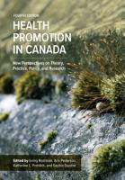 Health Promotion in Canada PDF