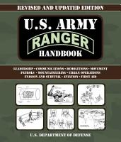 U S  Army Ranger Handbook PDF