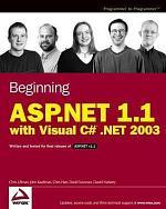 Beginning ASP.NET 1.1 with Visual C# .NET 2003