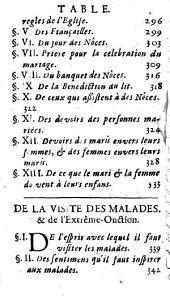 Instructions chrétiennes sur les sacremens et sur les cérémonies avec lesquelles l'Eglise les administre. Par Mr. L. T. P.