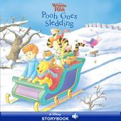 Winnie the Pooh: Pooh Goes Sledding: A Disney Read-Along