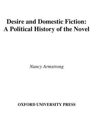 Desire and Domestic Fiction