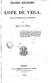 Tesoro del teatro español desde su origen, año de 1356 hasta nuestros días, 2