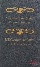 Cercle Poche no159 La Passion du Fouet et L'Éducation de Laure