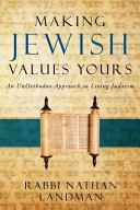 Making Jewish Values Yours