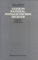 Lexikon nationalsozialistischer Dichter PDF