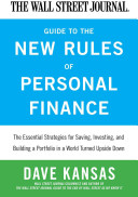 The Wall Street Journal Guide to the New Rules of Personal Finance PDF