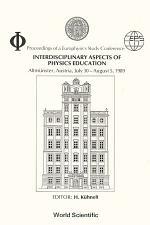Interdisciplinary Aspects Of Physics Education