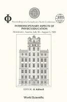 Interdisciplinary Aspects Of Physics Education PDF
