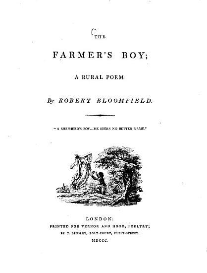 The Farmer s Boy PDF