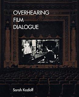 Overhearing Film Dialogue Book