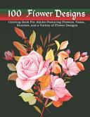 100 Flower Designs PDF