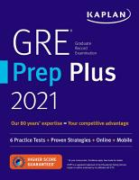 GRE Prep Plus 2021 PDF