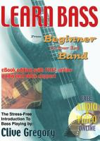 Learn bass from beginner to your 1st band PDF
