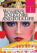 Encyclopedia of Women s Folklore and Folklife  A L PDF