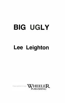 Big Ugly PDF
