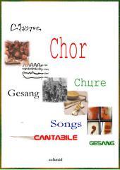 Drei Lieder aus der Südsee: Notenausgabe