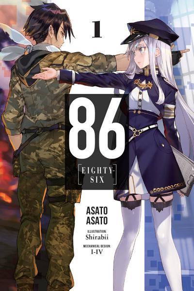 Download 86  EIGHTY SIX  Vol  1  light novel  Book
