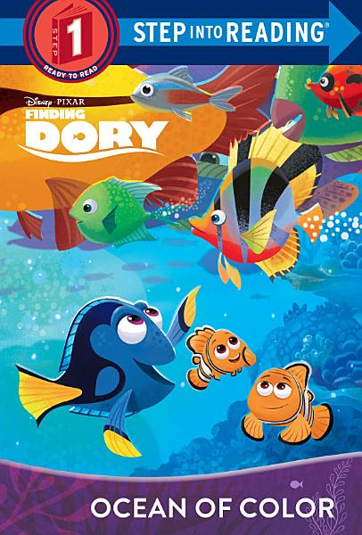 Ocean of Color (Disney/Pixar Finding Dory)