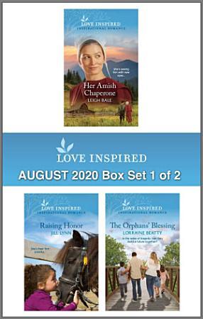 Harlequin Love Inspired August 2020   Box Set 1 of 2 PDF