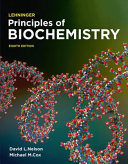 Lehninger Principles of Biochemistry 8e PDF