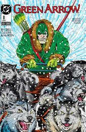 Green Arrow (1987-) #8