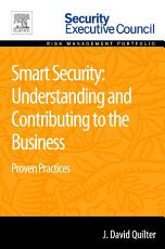 Smart Security  Understanding and Contributing to the Business PDF