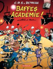C.R.S = Détresse – tome 11 - Baffes académie !