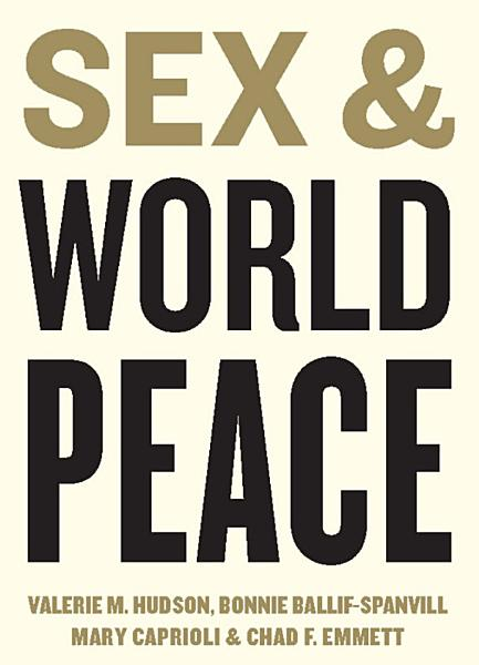 Sex and World Peace PDF