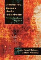 Contemporary Sephardic Identity in the Americas PDF