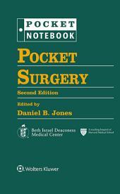 Pocket Surgery: Edition 2